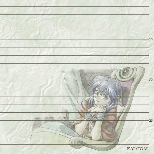Falcom Stationery