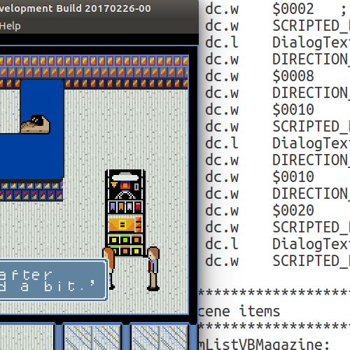 Sega Genesis Programming Part 16: Scripted Events