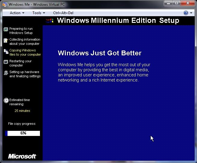 HuguesJohnson com - Finding a purpose for Windows Me 10