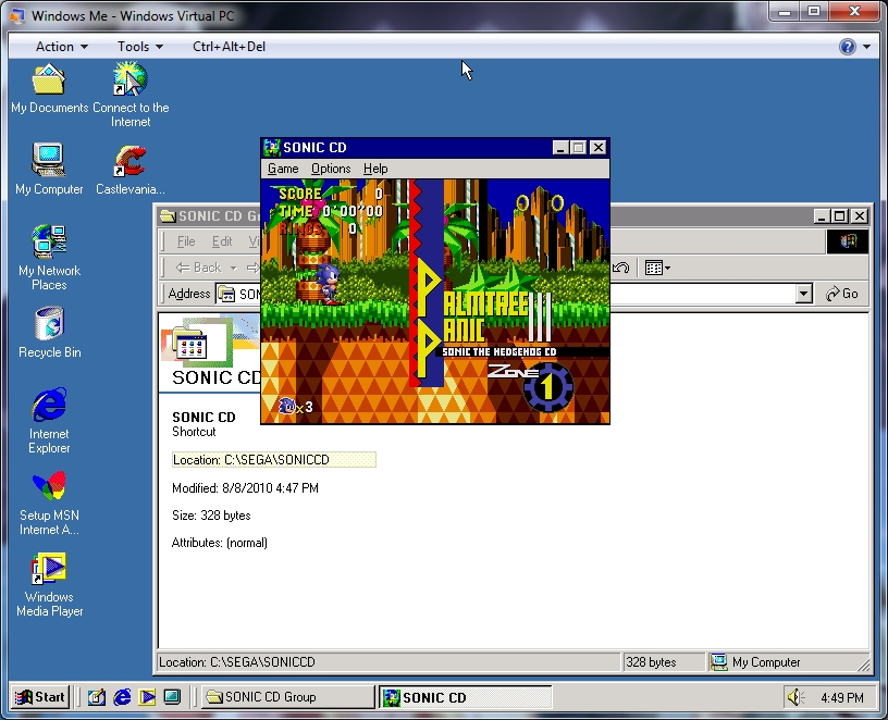 HuguesJohnson com - Finding a purpose for Windows Me 10 years later